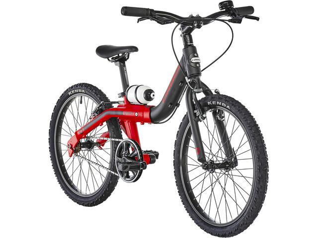 ORBEA Grow 2 1V Børnecykel rød/sort (2019) | City-cykler